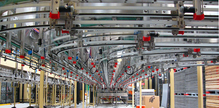 Air Conveyor System