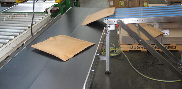 Belt Conveyor - Warehouse