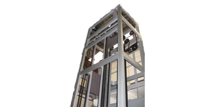 Continuous Carton Elevator
