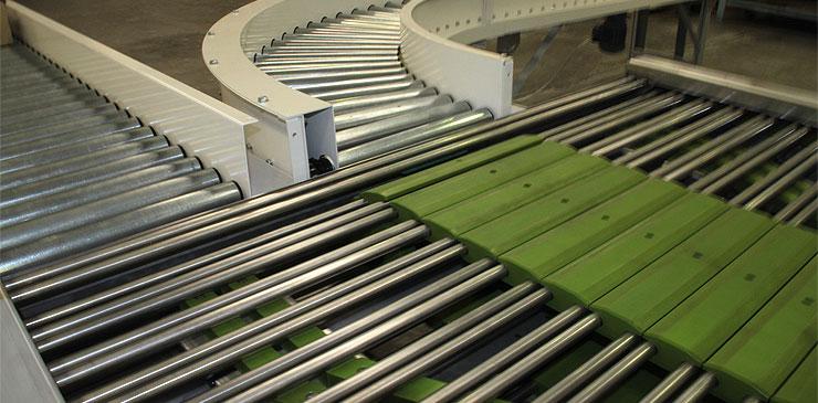Lane Diverter Conveyor - Continuous