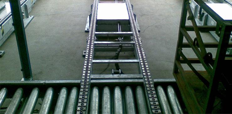 Chain Conveyor Roller Conveyor