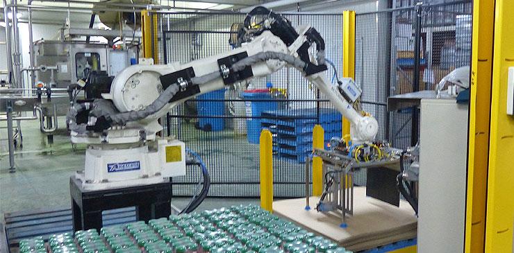 Robotic Palletisers