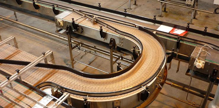 Single Filer Conveyor Singuliser