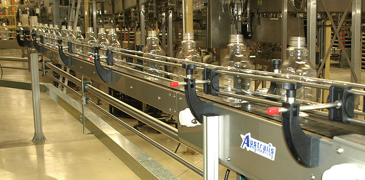 Slat Conveyors_LowPro_stainless