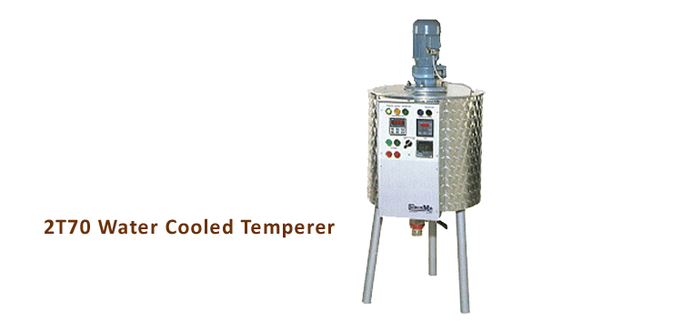 Chocolate tempering_2T70 Temperer