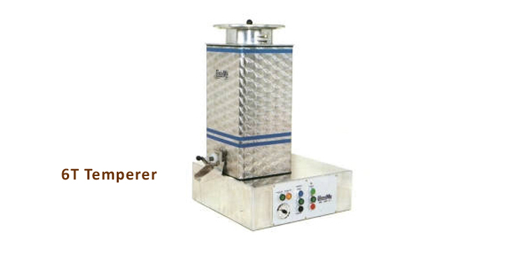 Chocolate tempering_6T Temperer