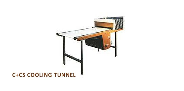 Chocolate C+CS Cooling Tunnels