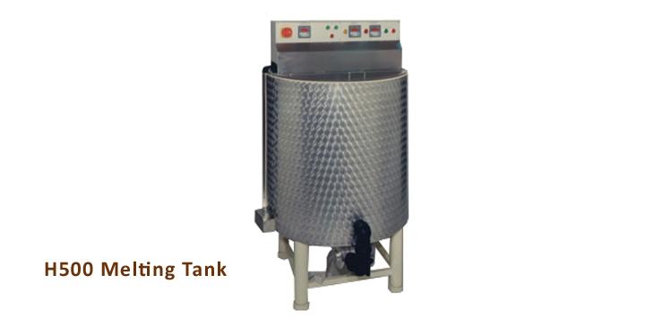 Chocolate - H500 Melting Tank