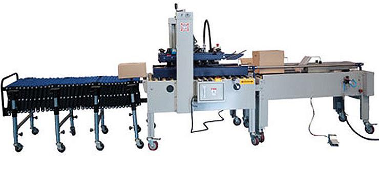 Carton Sealer Box Taping Machine Carton Taping