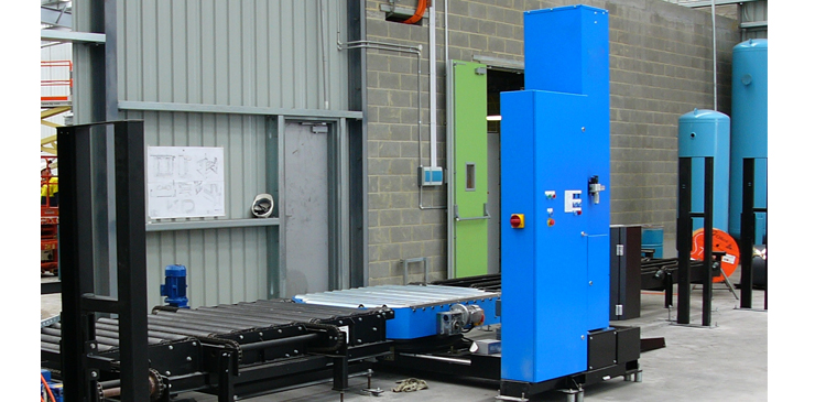 Customised Pallet Handling Systems