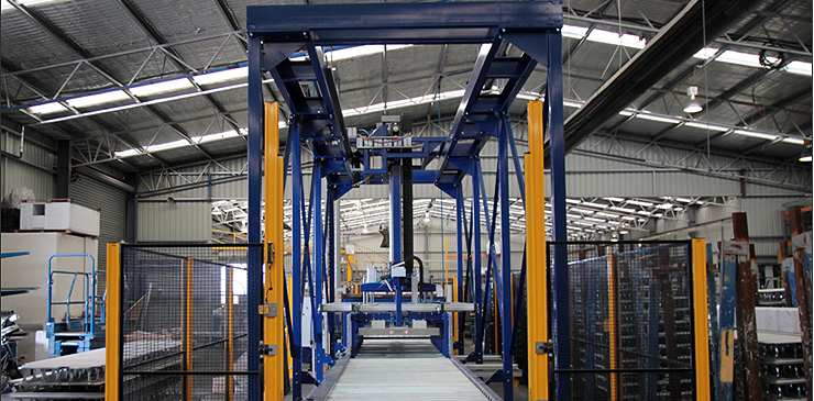 Turnkey Materials Handling Solutions - AFS