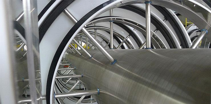 Spiral Conveyor_structure_2