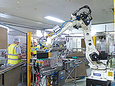 Robotic Palletisers