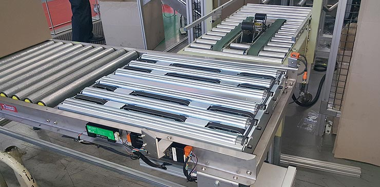 Roller Conveyors Powered Roller Conveyor Australiseng