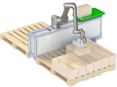 Pallet Handling | Conveyors | Palletising | Wrappers